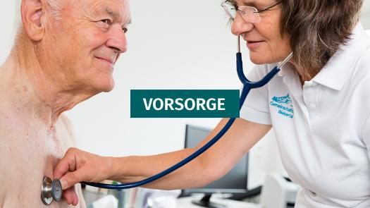 Vorsorge - Hausarztpraxis in Biebertal